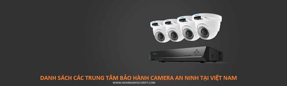 Danh sách các trung tâm bảo hành camera tại Việt Nam-min