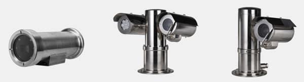 3 dòng Camera quan sát chống cháy nổ của Dahua