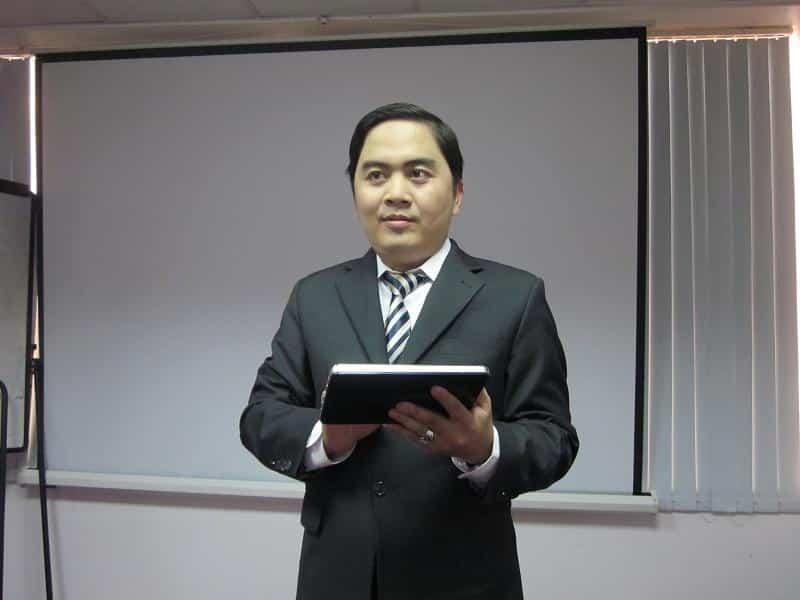 Khóa huấn luyện của Diễn giả Lê Văn Hiển tại HighMark Security