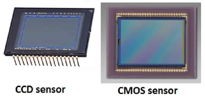 Cmos camera là gì
