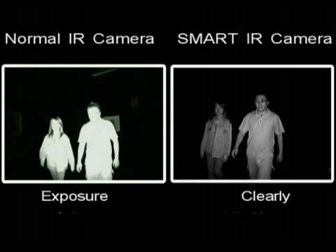 Ứng dụng camera hồng ngoại