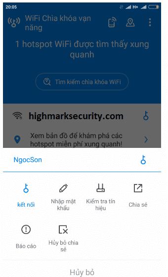 Cách hack mật khẩu wifi bằng điện thoại android 3