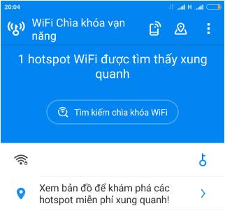 Cách hack mật khẩu wifi bằng điện thoại android