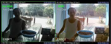 Hiện tượng camera bị ngược sáng camera
