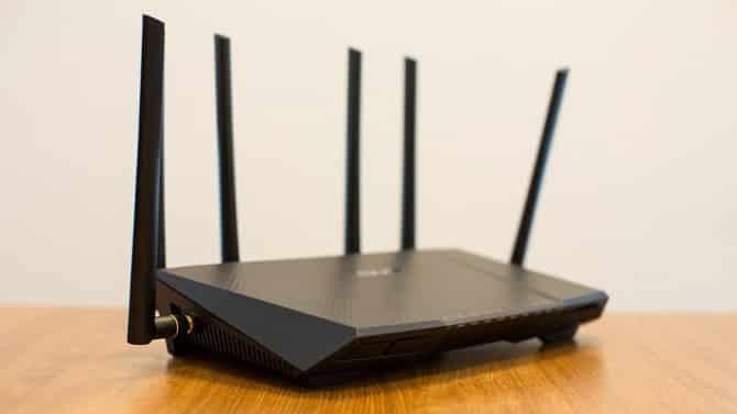 Thiết bị mạng Modem Wifi