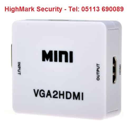 Bộ chuyển đổi tín hiệu camera từ VGA sang HDMI