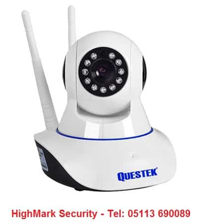 Camera IP Questek Eco-921IP không dây
