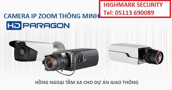 camera ip zoom thong minh hdparagon