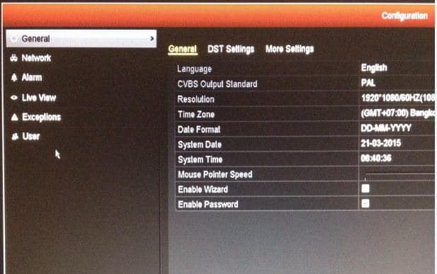 Đổi mật khẩu đầu ghi Hikvison và camera IP Hikvision trên màn hình Tivi5-min