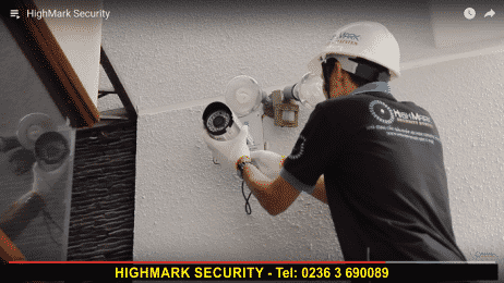 Lắp đặt camera an ninh