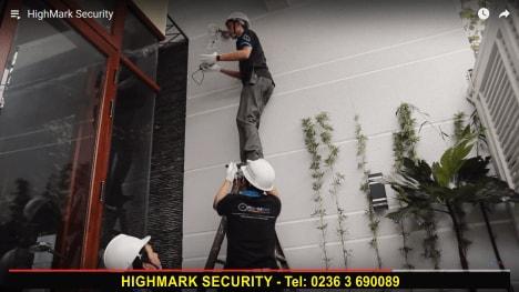 Lắp đặt camera chống trộm tại Đà Nẵng