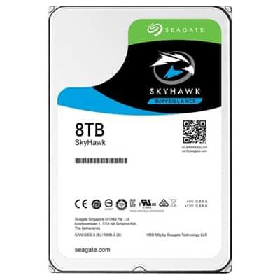 Ổ cứng Seagate Skyhawk 8TB ST8000VX0022 dành cho camera