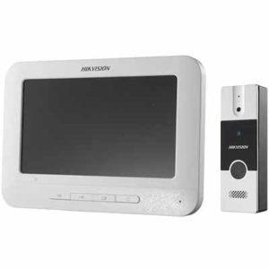 Bộ chuông cửa HIKVISION DS-KIS202 màn hình màu Analog