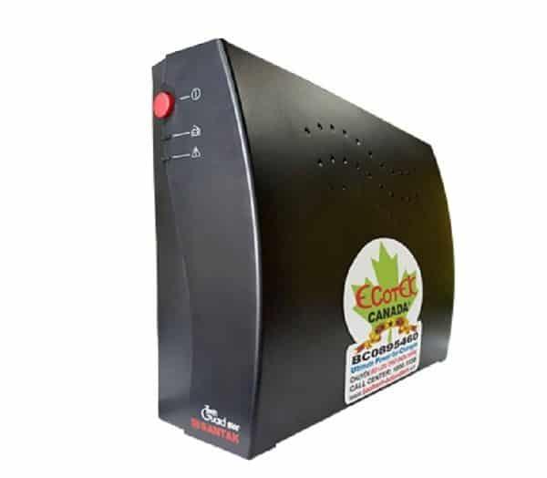 Bộ lưu điện UPS SANTAK TG500 dành cho camera