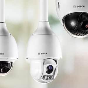 Camera Bosch AUTODOME IP 5000 IR quay quét Zoom chuyên nghiệp