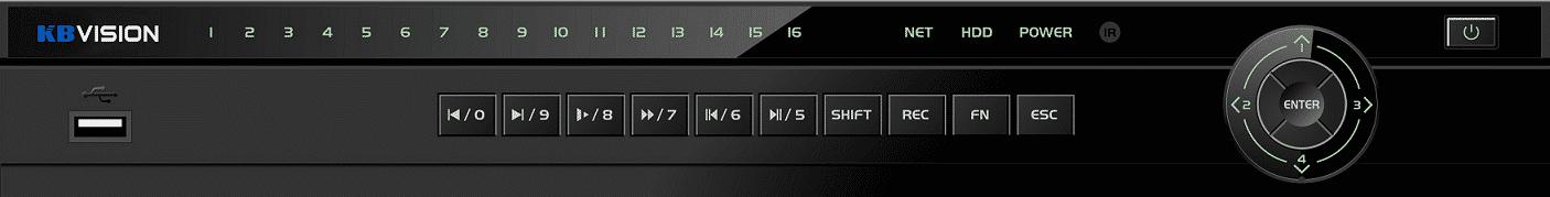 Hướng dẫn cài đặt đầu ghi Kbvision từ A - Z và tên miền xem từ xa