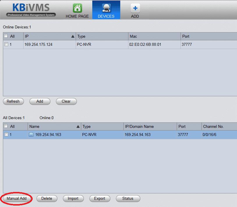 Hướng dẫn cài đặt xem camera Kbvision trên máy tính3