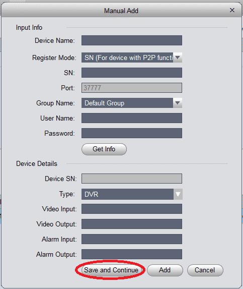 Hướng dẫn cài đặt xem camera Kbvision trên máy tính4