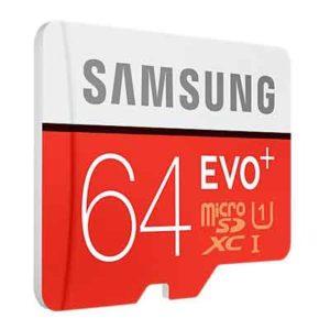 Thẻ nhớ 64GB Samsung Evo Plus chuyên dụng camera IP wifi