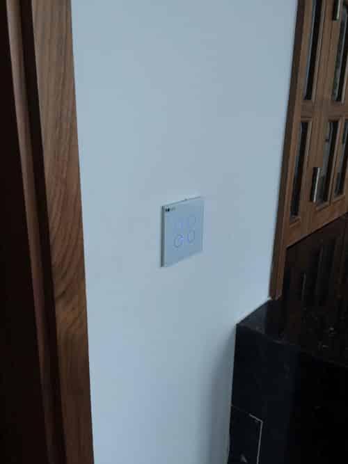 Một số hình ảnh lắp đặt nhà thông minh cho căn hộ chung cư