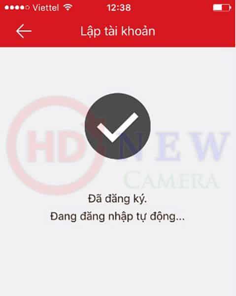 Cách cài đặt camera Hikvision xem qua điện thoại10