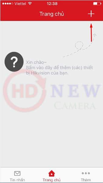 Cách cài đặt camera Hikvision xem qua điện thoại11