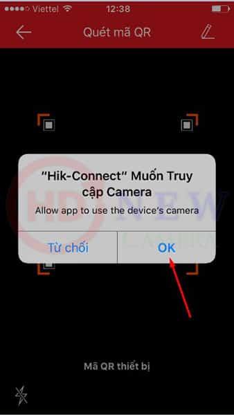 Cách cài đặt camera Hikvision xem qua điện thoại12