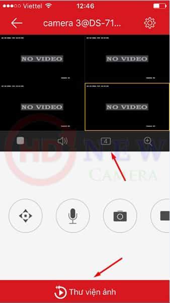 Cách cài đặt camera Hikvision xem qua điện thoại18