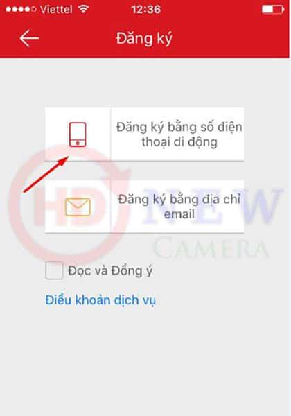 Cách cài đặt camera Hikvision xem qua điện thoại5