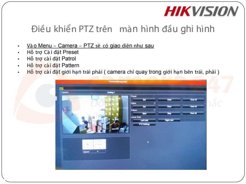 Hướng dẫn sử dụng camera PTZ Hikvision2-min