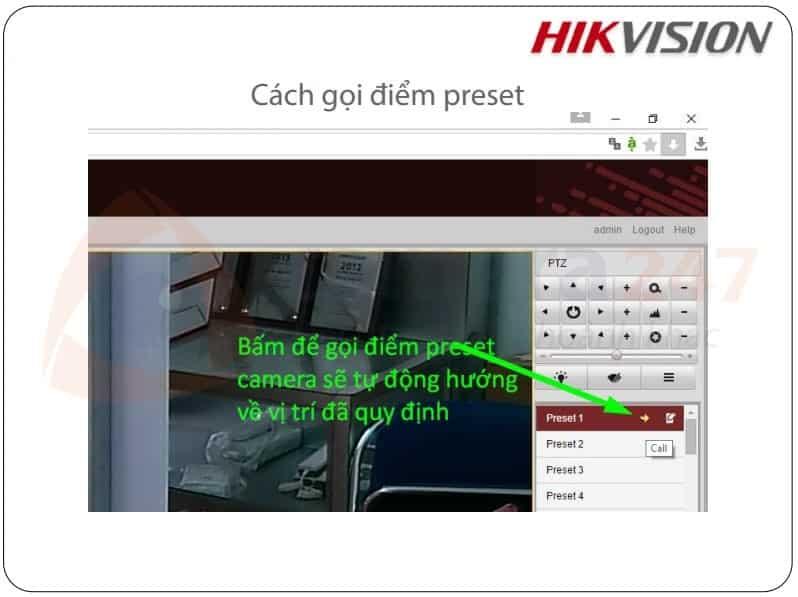 Hướng dẫn sử dụng camera PTZ Hikvision5-min