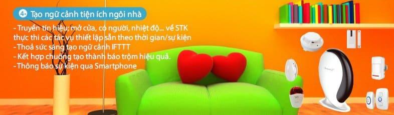 ĐẶC ĐIỂM NỔI BẬT BỘ TRUNG TÂM SMARTZ STK2