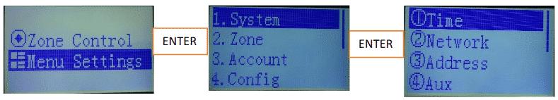 Hướng dẫn cài đặt bàn điều khiển KX-100NK camera PTZ KBVISION 3-min