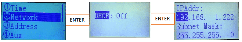 Hướng dẫn cài đặt bàn điều khiển KX-100NK camera PTZ KBVISION 4-min