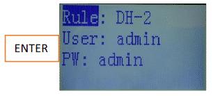 Hướng dẫn cài đặt bàn điều khiển KX-100NK camera PTZ KBVISION 7-min