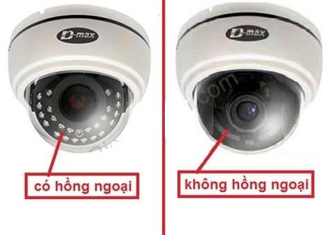 Cách nhận biết camera quan sát được ban đêm