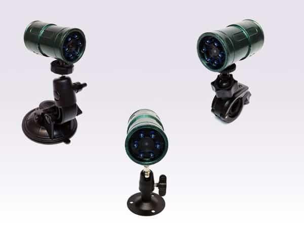 Thiết bị Ống kính Snooperscope có thể nhìn xuyên thấu có giá đỡ