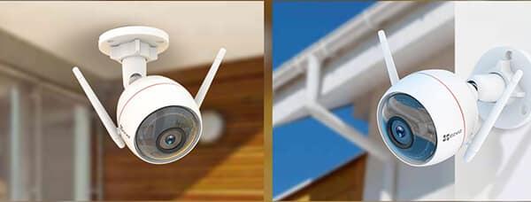 Các dòng Camera Ezviz chính hãng