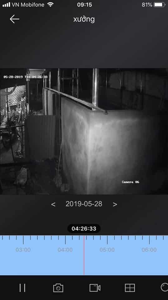 Cách chỉnh hồng ngoại camera quan sát