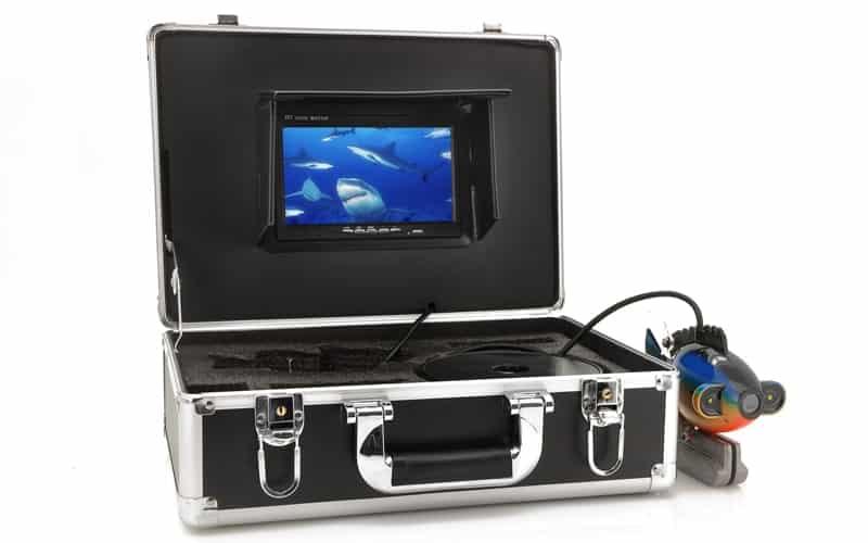 Camera dưới nước câu cá