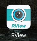 Mở ứng dụng Rview