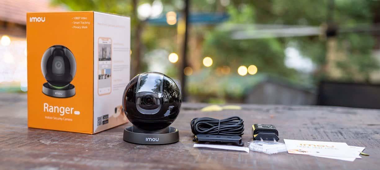 Camera Imou Ranger Pro - Imou IPC-A26HP