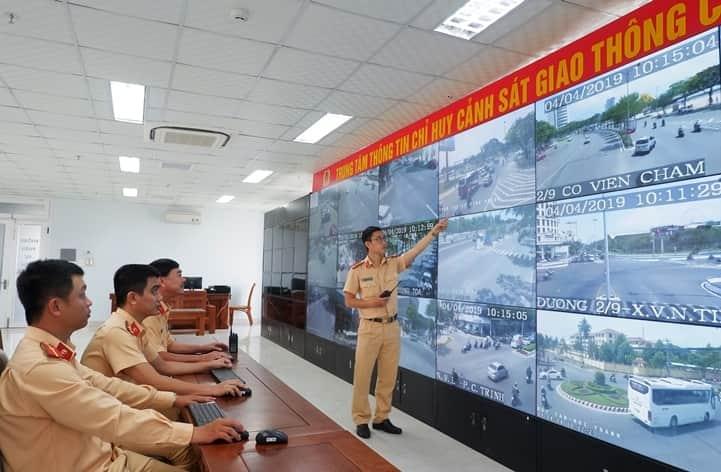 Camera giám sát giao thông thành phố Đà Nẵng