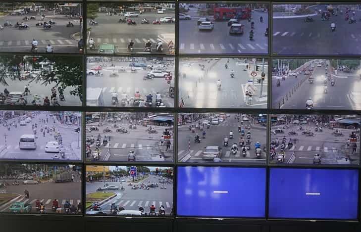 Hình ảnh xem camera giao thông Đà Nẵng trực tuyến