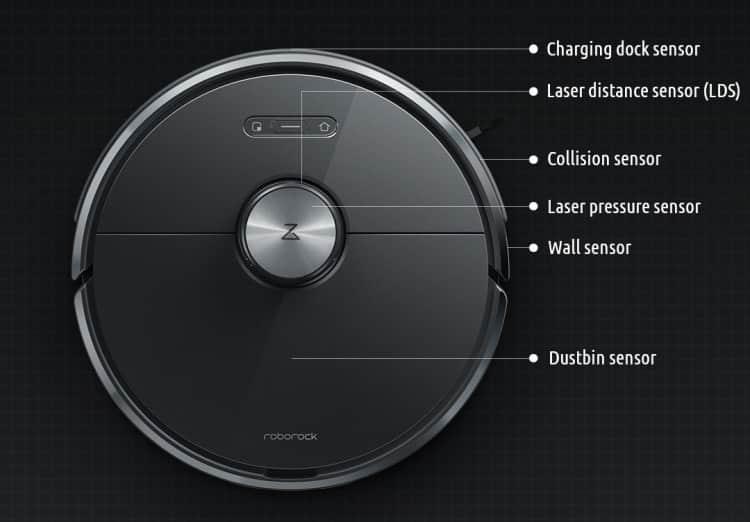 Robot Hút Bụi Lau Nhà Xiaomi Roborock Gen 3 [Roborock T65]