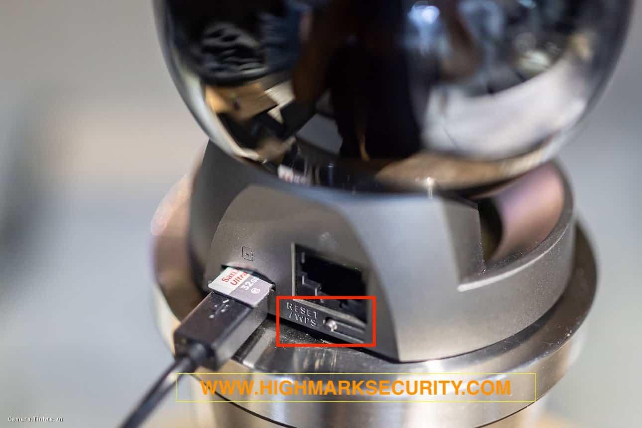 Cách Reset Camera Imou Ranger