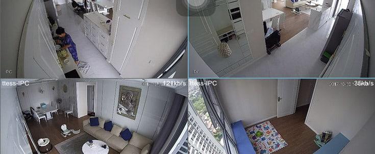 Camera quan sát trẻ em