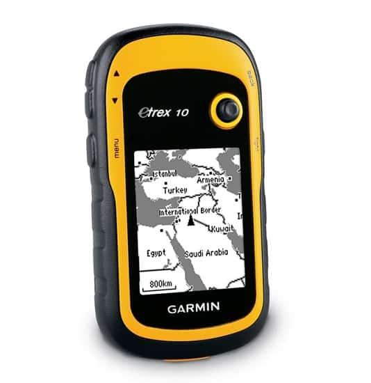 Máy định vị cầm tay GPS Garmin Etrex 10