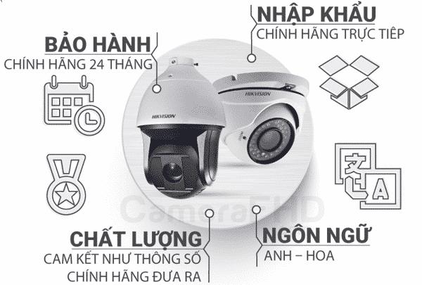 Phân Biệt Camera Hikvision Chính Hãng và hàng giả nhái