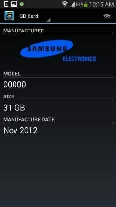 Thẻ Nhớ Samsung chính hãng